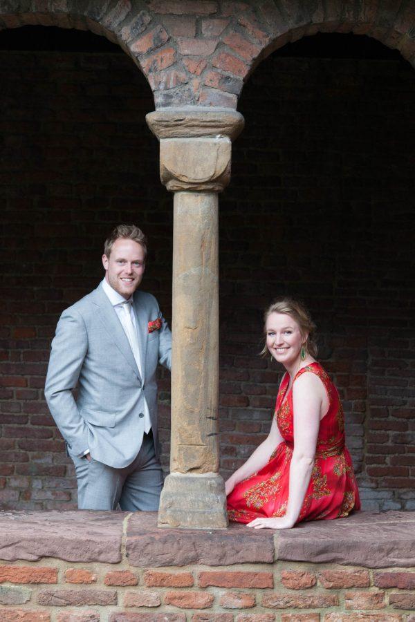 fotoshoot, bruidspaar, Pandhof Utrecht, bruidsfotografie, officiële foto, trouwfoto