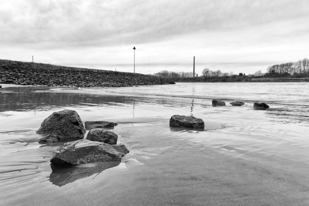 fotoserie, natuurfoto, landschap, zwart-wit, Ooijpolder, fotograaf, Nijmegen, Waal