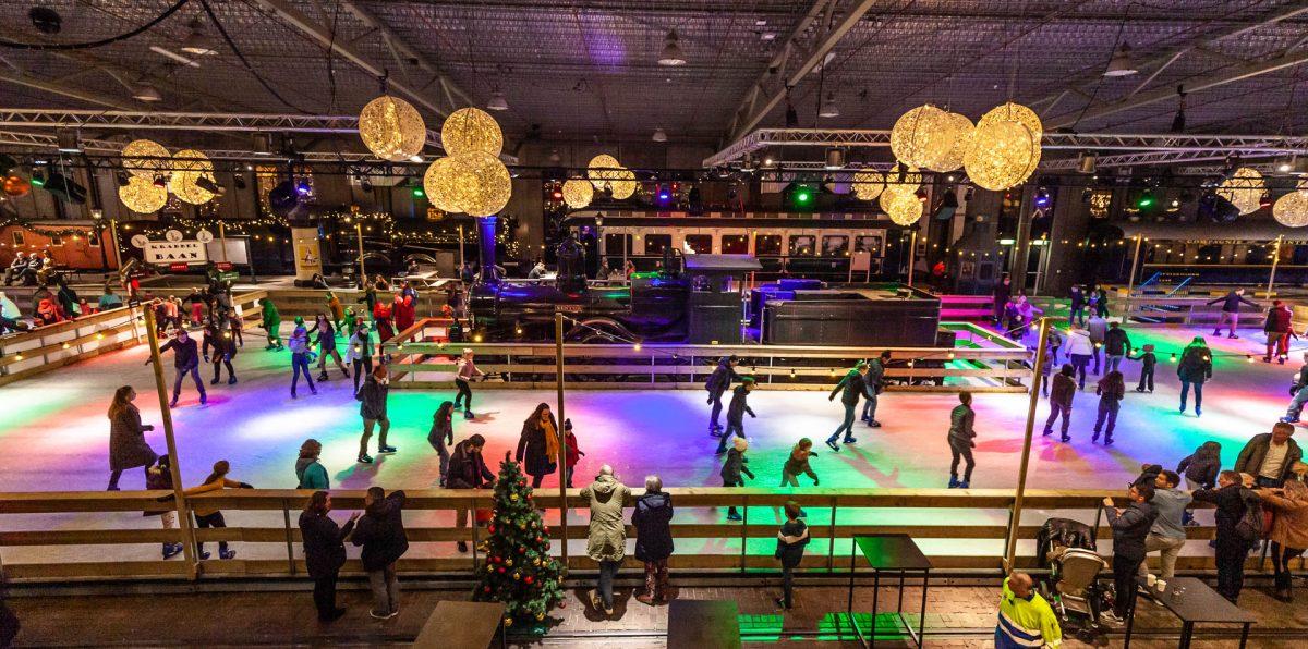Spoorwegmuseum Utrecht, bedrijfsreportage, Winter Markt, evenement, fotograaf