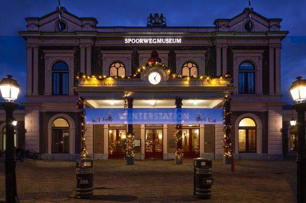 Spoorwegmuseum Utrecht, bedrijfsreportage, evenement, fotoreportage