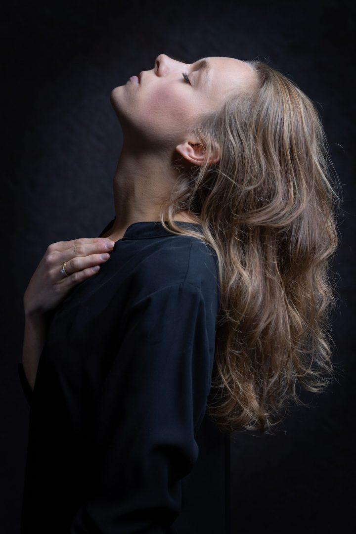 portretfoto, fotomodel, studio, fotoshoot, glamourfoto