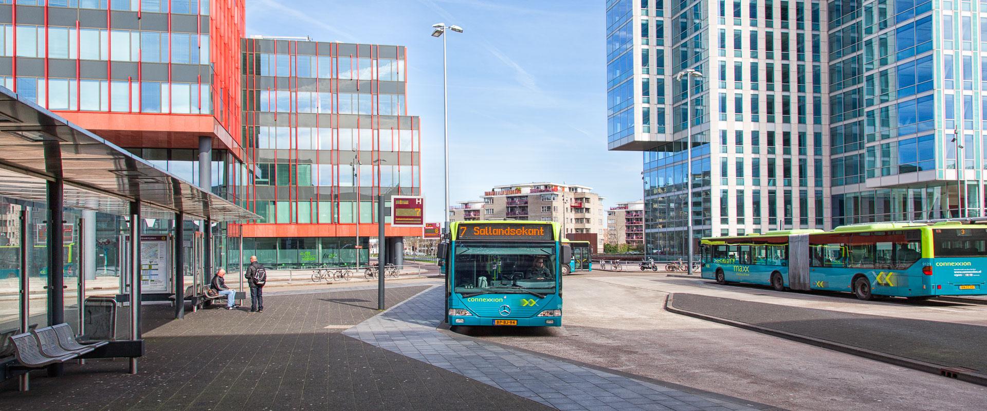 stedelijke architectuur, Almere, kleuren, gebouwen fotografie, fotograaf