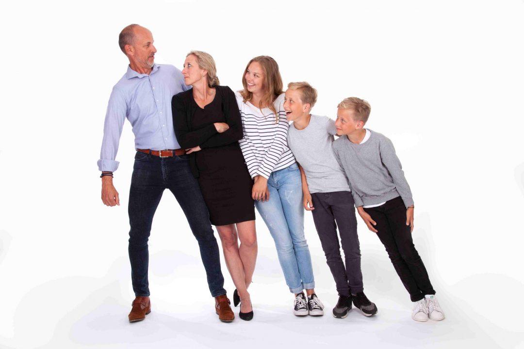 fotoshoot, groepsfoto, gezin, studio, mooie foto, portretfotograaf