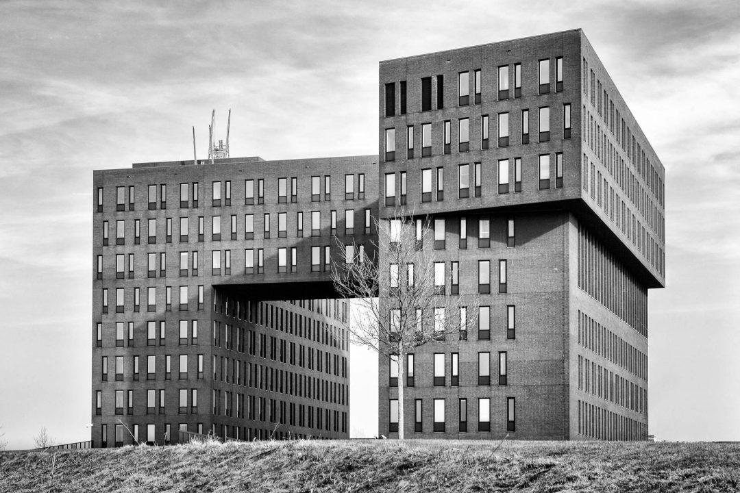 bedrijfsfotografie - architectuur - fotograaf - kantoor in Utrecht